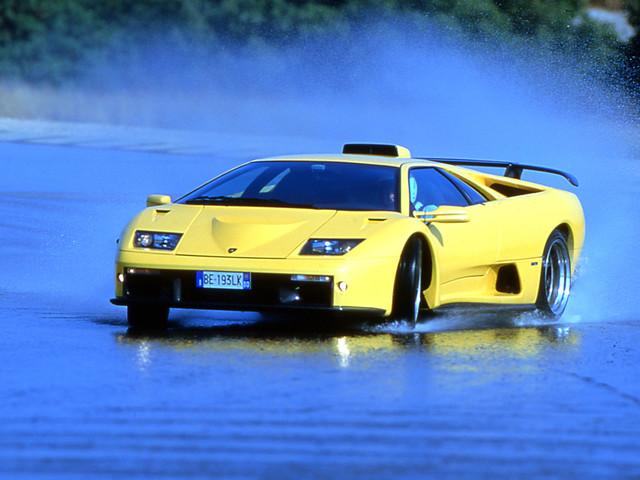 Used car buying guide: Lamborghini Diablo