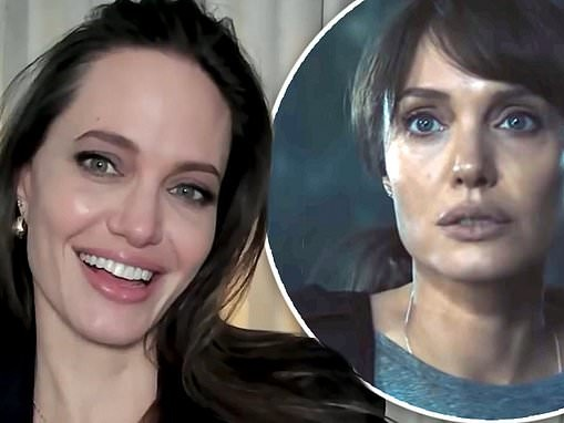 Angelina Jolie reveals why she related more to her character in Those Who Wish Me Dead