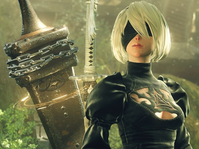 Square Enix officially unveils Nier: Automata's Game of the YoRHa Edition