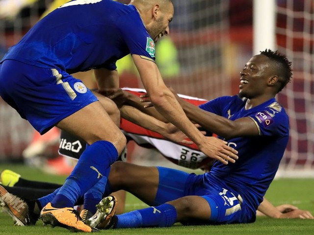 Leicester ace Ahmed Musa opens his own PETROL STATION earning extra cash on top of Premier League wages