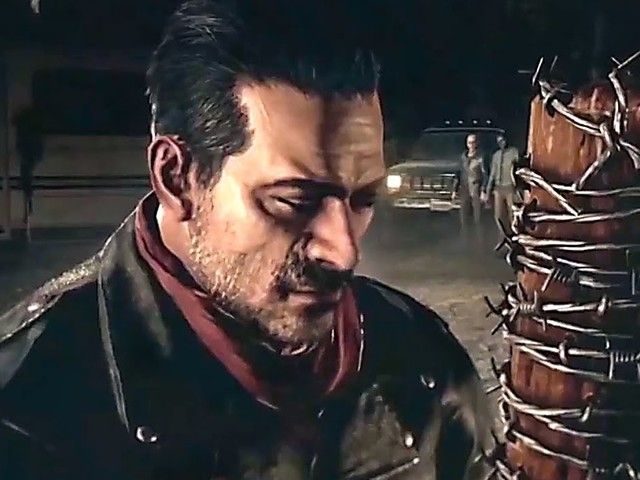 Here's when you can swing Negan's baseball bat, Lucille, in Tekken 7