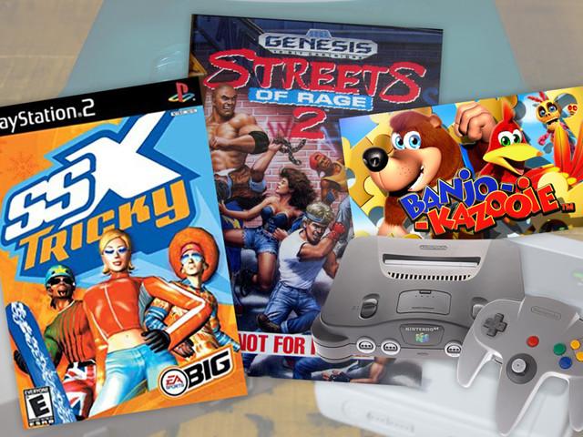 7 classic video games that deserve a reboot – prepare for a nostalgia trip