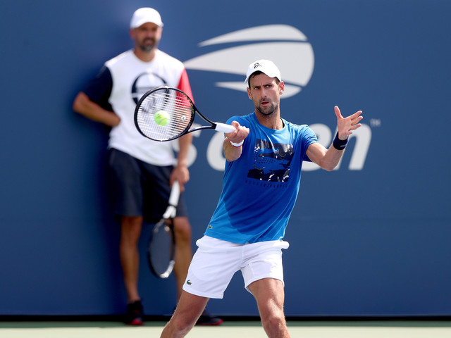 Djokovic favourite to claim 17th Grand Slam title at US Open