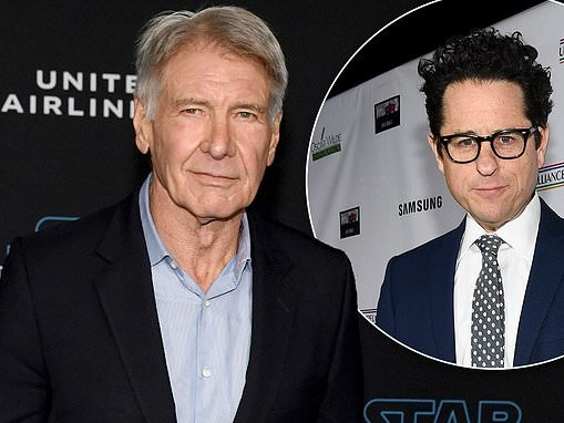 Harrison Ford was shocked JJ Abrams asked him to return for Star Wars: The Rise of the Skywalker