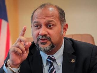 Gobind is new chairman of Selangor DAP (Updated)