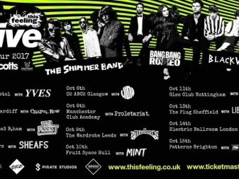 This Feeling Alive Tour: Spotlight on The Ruffs @ Nottingham Glee Club