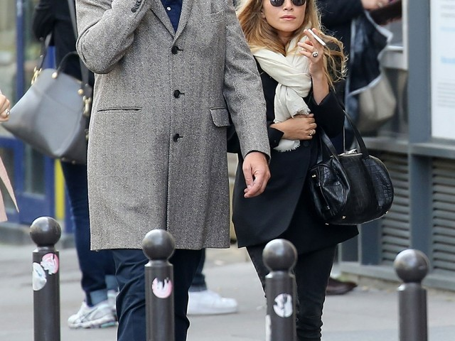 Olivier Sarkozy sees himself as 'the alpha male', he will turn cold on Mary-Kate Olsen