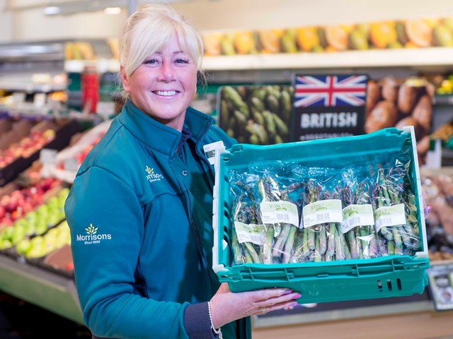 Morrisons voucher codes and offers - supermarket to discount over 1,400 products for British Food Fortnight