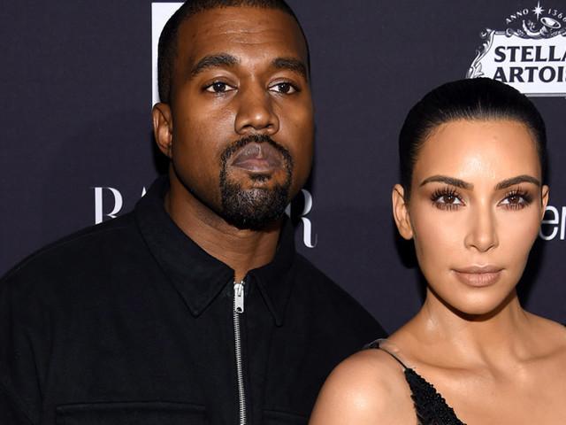 Kim Kardashian & Kanye West's Security Team Pulls Guns on Intruder