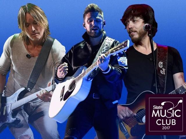 The Music Club, 2017