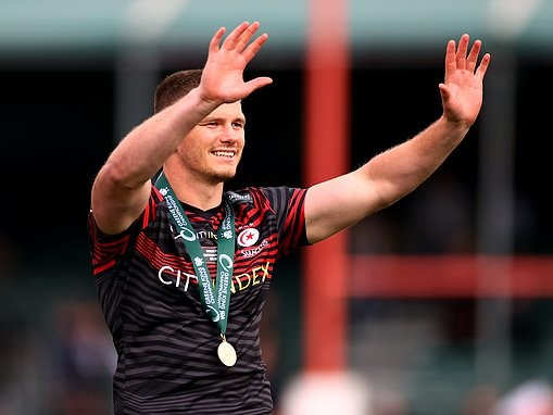 Saracens end one-year exile from the Gallagher Premiership at the earliest opportunity