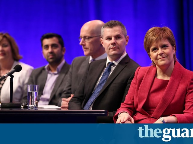 SNP conference: Nicola Sturgeon tells party to prepare for 10 more years in power - Politics live