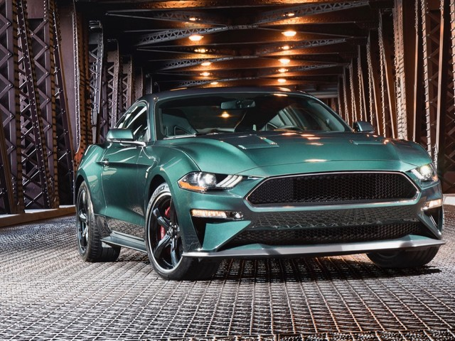 2019 Ford Mustang Bullitt heads to the auction block today