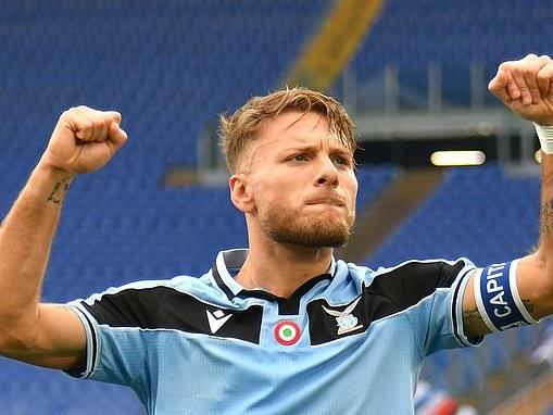 Lazio 5-1 Sampdoria: Ciro Immobile scores hat-trick as hosts record 11th consecutive Serie A win