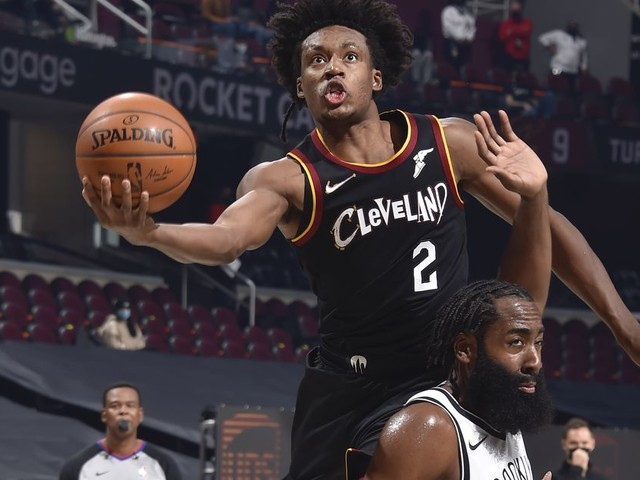 Collin Sexton embarrassed the Nets' big three in their debut
