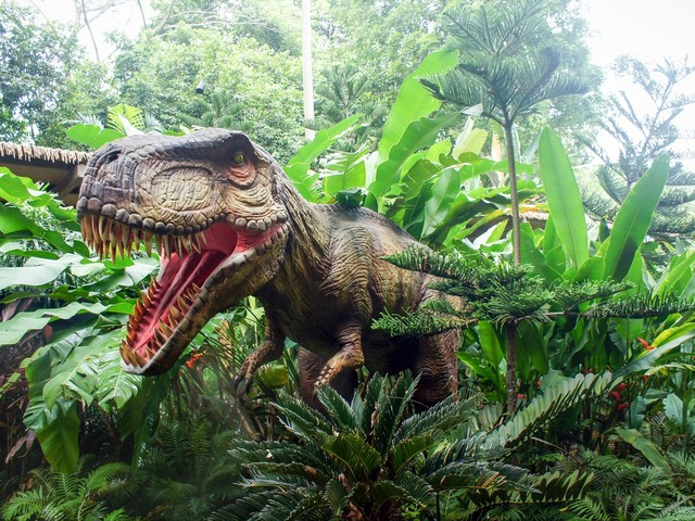 Dinosaur day is coming to Colchester Zoo