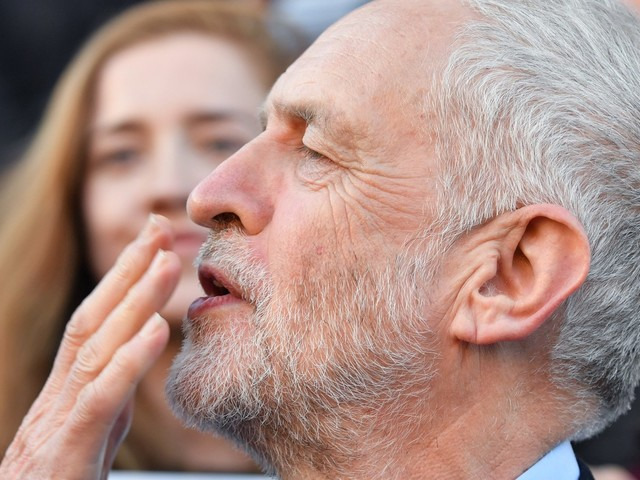 Jeremy Corbyn Pledges To 'Take Our Wealth Back' From The Tories And The Rich