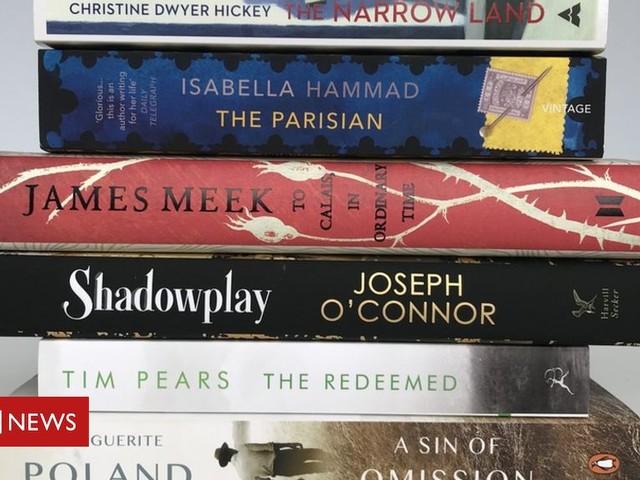 Walter Scott historical fiction prize shortlist revealed