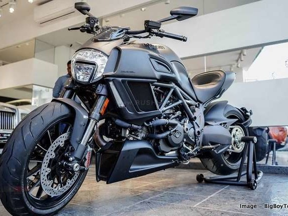 New Ducati Diavel with 0 km on odo, sold at Rs 6 L discount – 20 units offer