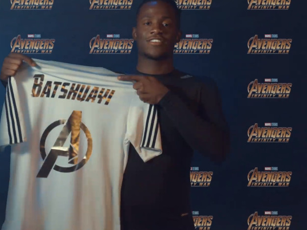 Michy Batshuayi switches teams; is the hero the Avengers need