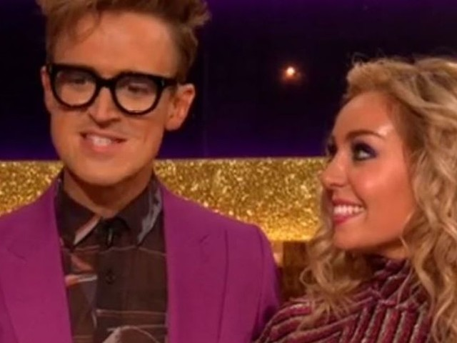 Strictly fans all say same thing as McFly star Tom Fletcher makes dancefloor debut