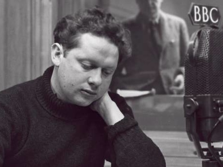 Dylan Thomas portrait to be shown with image of poet's wife