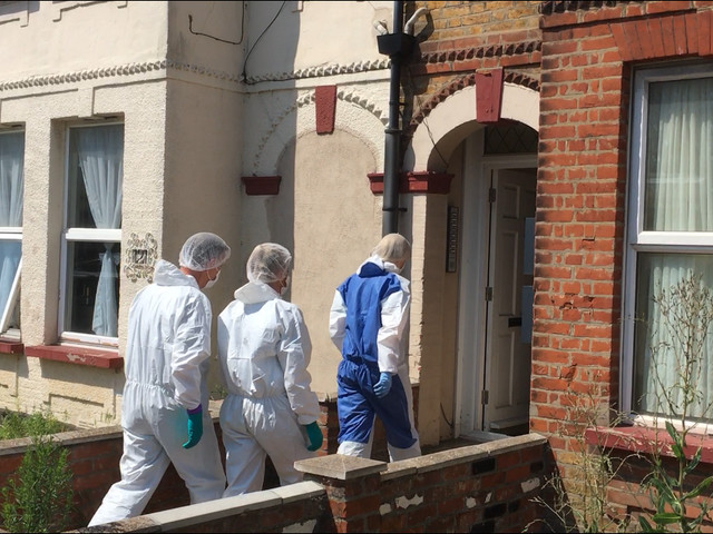 Woman found dead in Clacton home