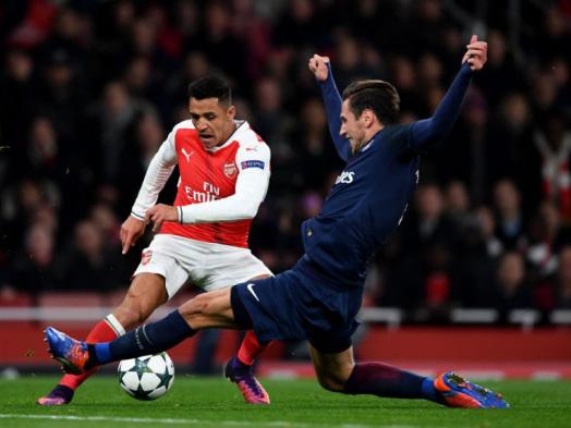 Unsettled Sanchez due back with Arsenal on Sunday