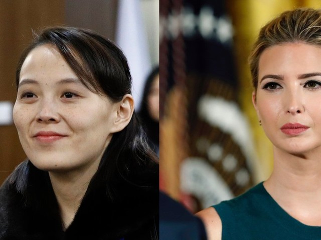 Ivanka Trump is doomed to draw comparisons to a North Korean 'princess' at the Olympics — here's how the two women known for their 'charm offensive' strategies actually match up