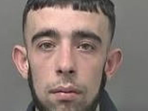 Police are forced to defend wanted man after he was ridiculed about his HAIRCUT on social media
