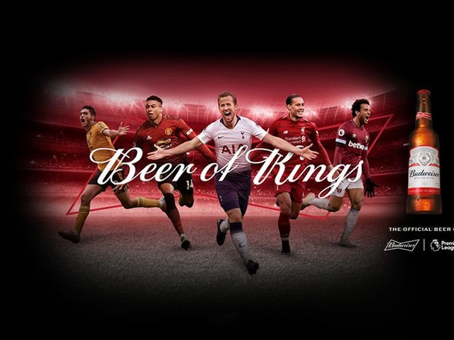 Football-Themed Beer Campaigns - Budweiser Partners with Sergio Ramos for 'Beer of Kings' Campaign (TrendHunter.com)