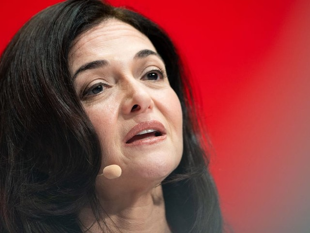 Sheryl Sandberg says the US Capitol siege was not primarily organized on Facebook (FB)