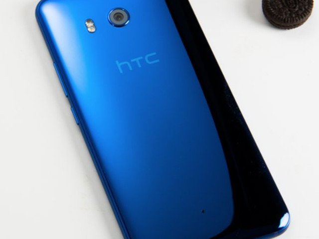 HTC U11 (US version) will be updated to Android 8 Oreo starting Monday