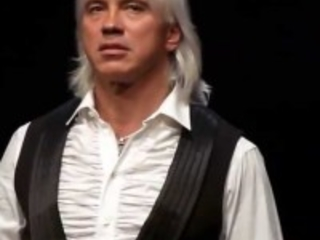 Hvorostovsky, 55 today, receives greetings from Putin