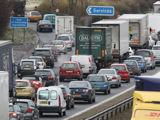 Christmas travel: how to avoid the rail strikes and traffic jams