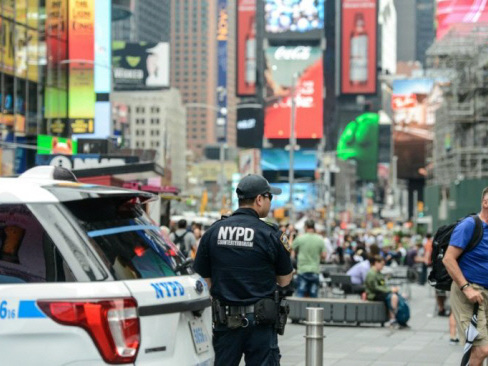Sixteen years after 9/11, ever-vigilant New Yorkers on edge