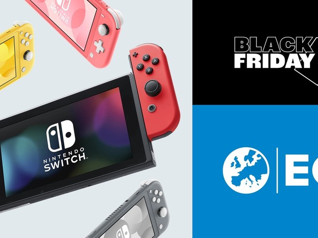 Nintendo Switch Black Friday deals we're looking forward to in 2021