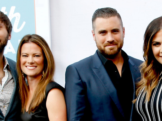 Lady Antebellum's Dave Haywood & Hillary Scott Are Both Expecting Babies!