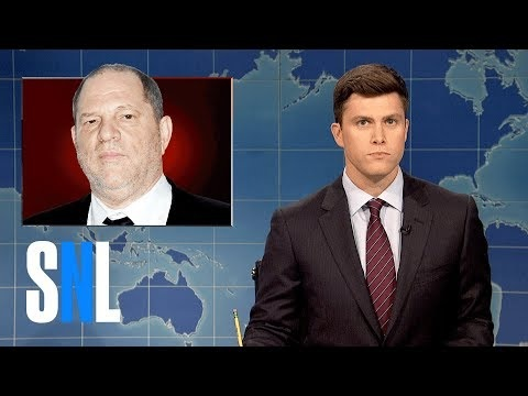 Harvey Weinstein Deservedly Gets Torn Apart On SNL — Watch All The Highlights HERE