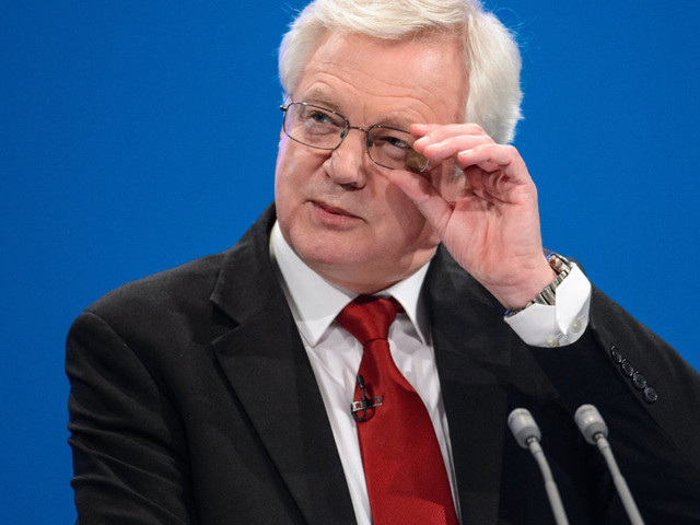 David Davis To Be Hauled Before MPs After Holding Back Key Info From Secret Brexit Reports