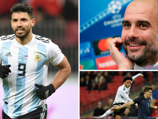 Man City news and transfer rumours LIVE Sergio Aguero and David Silva updates