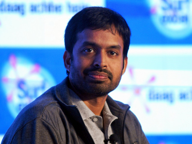 Gopichand becomes first Indian coach to receive IOC honourable mention
