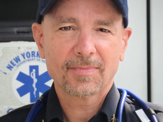 Inside the life of a volunteer EMT first responder in NYC, who decontaminates himself after every shift and has to pay for his own equipment: 'I still see people who won't take this seriously.'