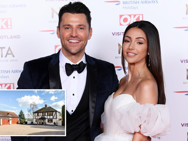 Mark Wright and Michelle Keegan ditch plans for extra outbuilding at their £1.3m Essex dream home