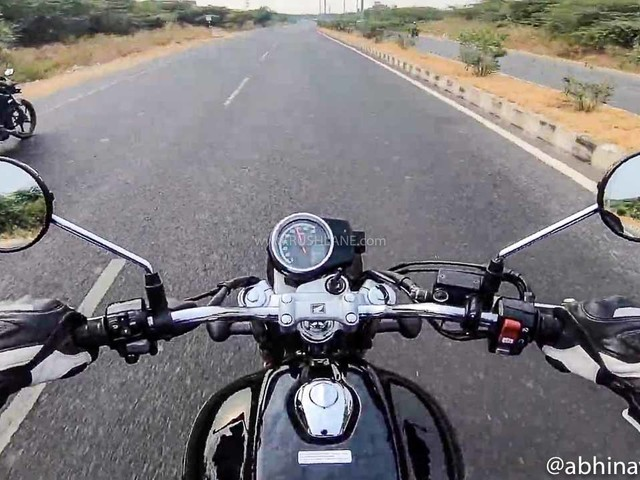 Honda CB350 Highway Touring Performance – Top Speed, Acceleration