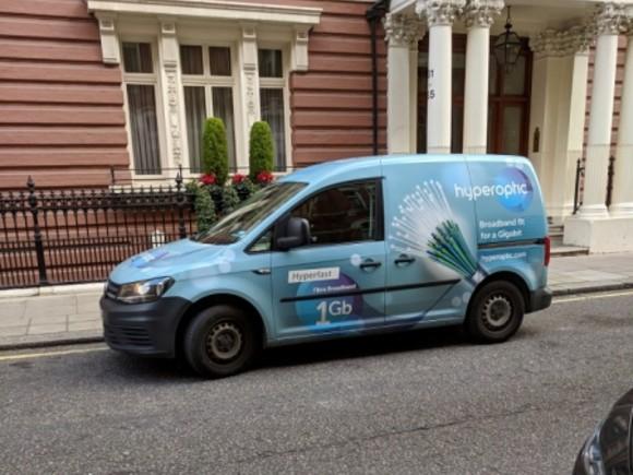 100 UK Property Developers Get Behind Hyperoptic's 1Gbps Broadband