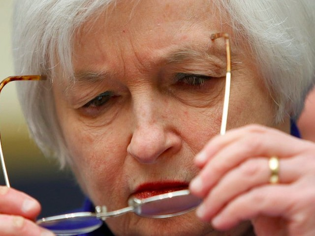 One easy explanation for Fed Chair Yellen's low inflation 'surprise' is staring her in the face