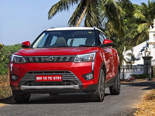 Mahindra XUV300 receives over 26,000 bookings