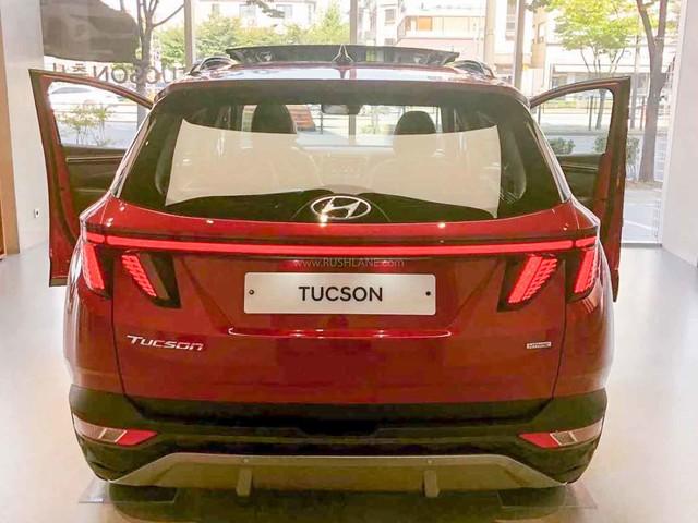 2021 Hyundai Tucson Reaches Showroom – First Real World Photos