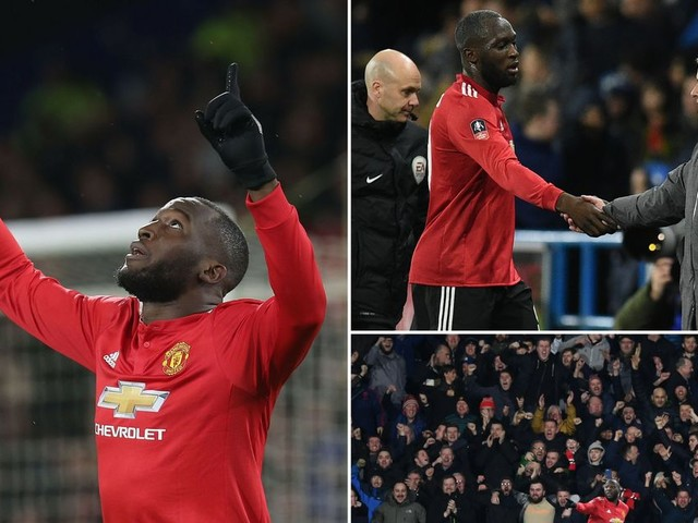 Romelu Lukaku shows why Manchester United must play to his strengths